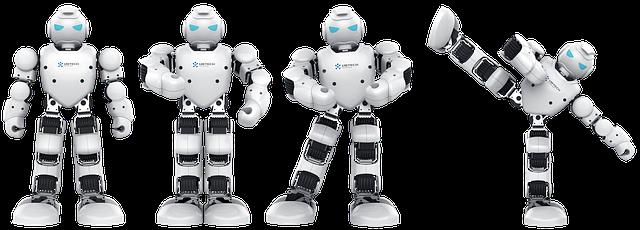 robots in de zorg